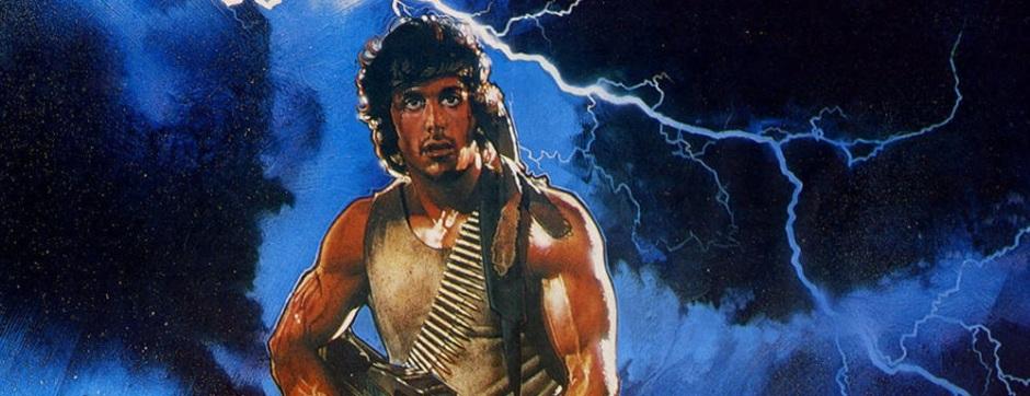 John Rambo sous la pluie