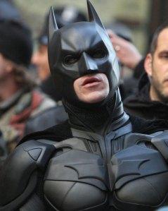 """Batman du film """"The Dark Knight Rises"""""""