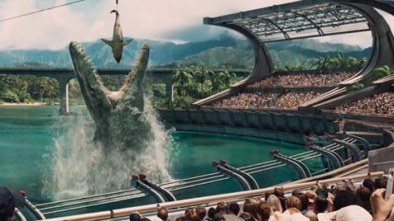 Vous avez peur du grand requin blanc ? Pour le Mosasaure, c'est une vulgaire sardine.