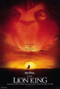 l'affiche du roi lion