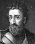 Le vrai William Wallace, moins swag mais avec une belle barbe quand même.