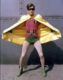 Robin des années 60.