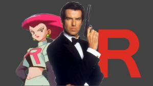 Jessie en James Bond Girl, c'est totalement legit.