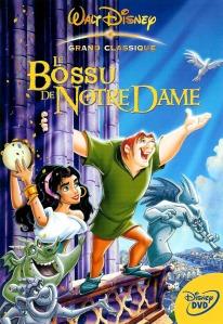 Affiche du Bossu de Notre-Dame
