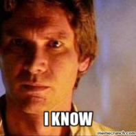 Oui Han, on le sait tous.
