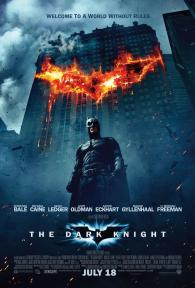 L'affiche de Dark Knight de Nolan