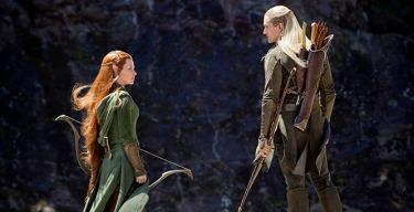 Les elfes de la trilogie Bilbo le Hobbit.
