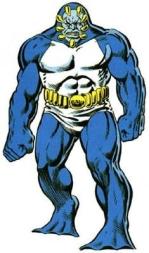 Heureusement pour nous, Marvel, toujours prompt à avoir de bonnes idées, n'a pas vu de problèmes à nous faire une Orque guerrière