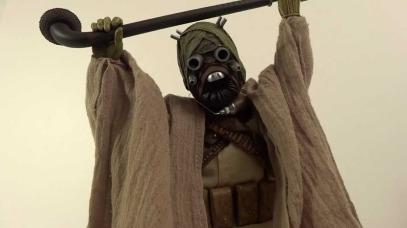 Un pillard Tusken tel que vu dans Star Wars.