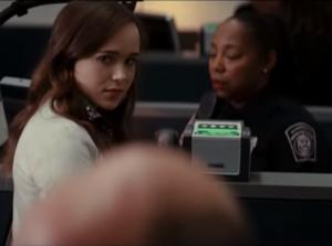 Et la dernière fois que l'on voit Ariane dans le film est au moment où Cobb est définitivement sorti du labyrinthe, quand il peut enfin retourner chez lui.