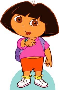 Dora qui dénonce sévère.