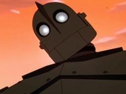 Pas n'importe quel robot quand même ! Lui est gentil, et il a aussi été créé par Brad Bird.
