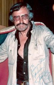 Photo signée de Stan Lee dans les années 70