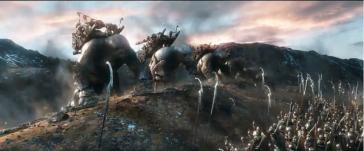On est d'accord ce sont des bestioles cheloues, mais Bilbo les a vues de loin et soixante ans avant de raconter cette histoire, donc ça peut devenir un peu flou.