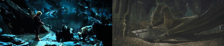 Et voilà, une caverne réussie, une caverne ratée.