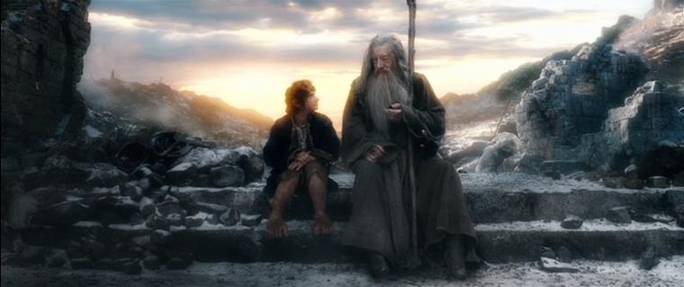 """""""Bon... Bon bon bon... On va retourner du côté de Sherlock Holmes tous les deux, je crois."""""""