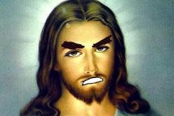 Jésus pas content