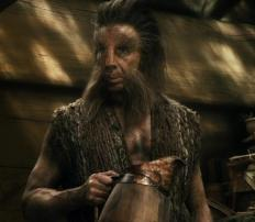 Beorn, un personnage que les scénaristes auraient mieux fait de ne pas intégrer.
