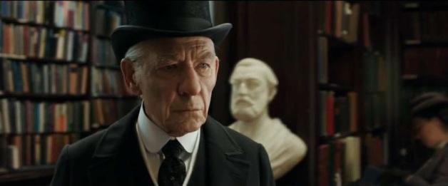 Ian Mckellen dans Mr Holmes