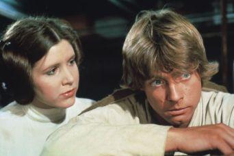 Luke et Leia, depressifs.