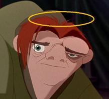 Quasimodo du Bossu de Notre-Dame