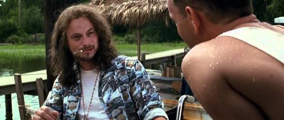 Lieutenant Dan dans Forrest Gump