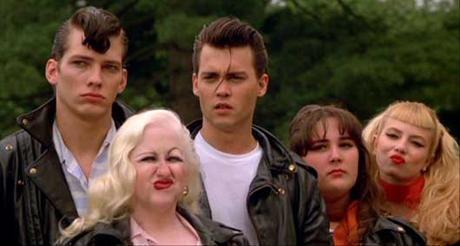 La bande de Cry Baby, un film à éviter.