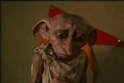 """""""Gollum, toujours Gollum, jamais le pauvre Dobby qui pourtant lui aussi est apparu dans un film en 2002..."""""""