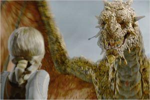 Le dragon de Beowulf.