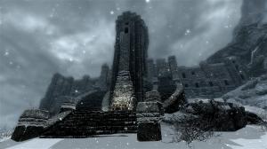 Le Haut Hrothgar, du jeu Skyrim