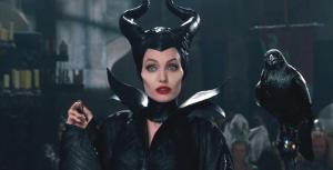 Angelina Jolie dans Maléfique.