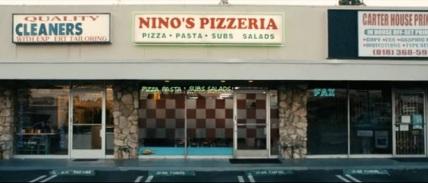 La pizzeria de Nino, le restaurant italien de Drive