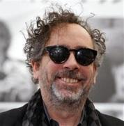 Tim Burton, fier de lui.