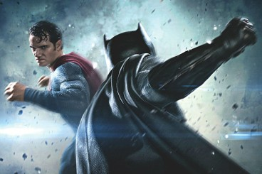 Batman et Superman sur le point de se battre