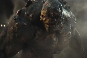 Doomsday, une créature en image de synthèse ratées.