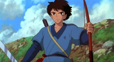 Ashitaka, le personnage principal de princesse Mononoké
