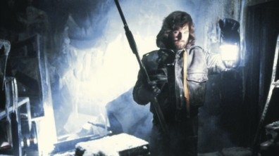 Kurt Russel dans The Thing (1982)