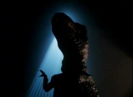 """""""Voyez-vous, nous autres dinosaures apprécions la musique de M. Jarre, mais n'aimons pas être dérangé quand nous apprécions la musique. Du si tu te ramènes pendant le concert je te bouffe ta gueule, bâtard."""""""
