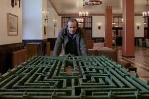 Les labyrinthes, le frisson... Bon, c'est classique mais ça marche toujours plutôt bien, non ?
