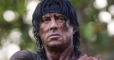 Sylvester Stallone dans le film John Rambo