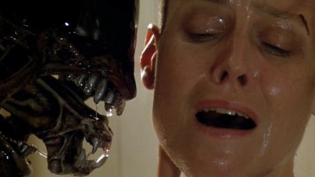 Le Xenomorph d'Alien 3 sur le point de tuer Ripley