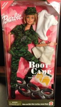 Barbie Boot Camp 1993