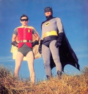 Et malheureusement pour moi, je ne connaissais pas le totalement fabuleux Batman the Movie.