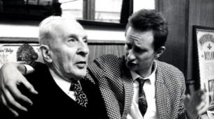 Benoit Poelvoorde et son grand-père