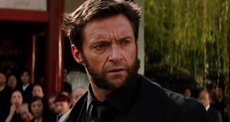 Hugh Jackman dans Wolverine : le combat de l'immortel