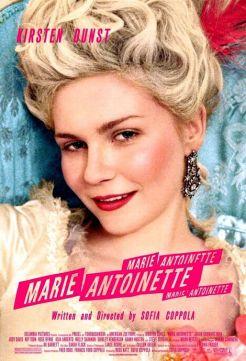 L'affiche de Marie-Antoinette