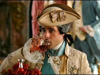 Jason Schwartzman jouant Louis XVI dans le film de Sofia Coppola