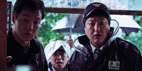 Kwak Do-won incarnant un sergent de police dans le film
