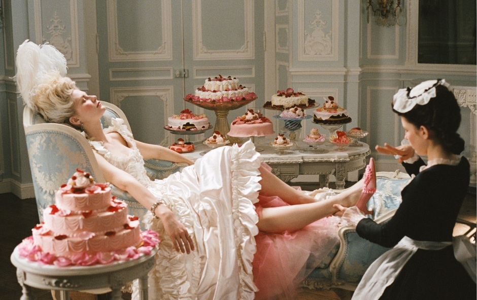 Critique de Marie-Antoinette (2006) de Sofia Coppola