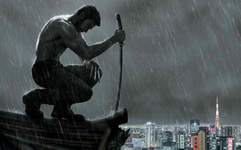 Poster de Wolverine : le Combat de l'immortel